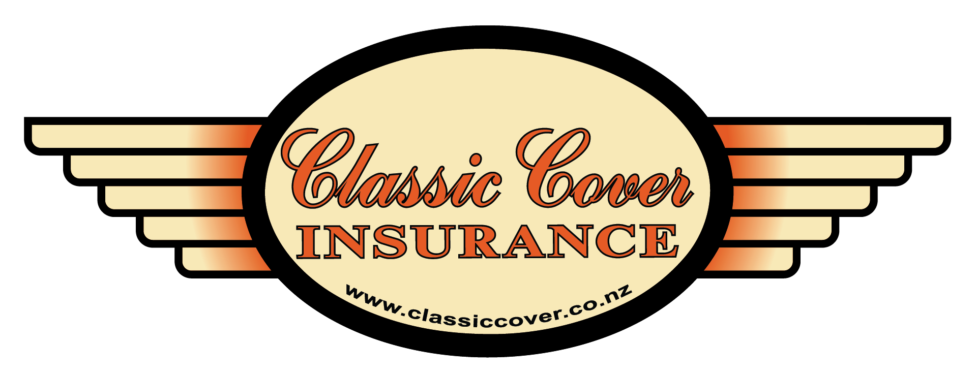 Classic Cover Insurance badge logo