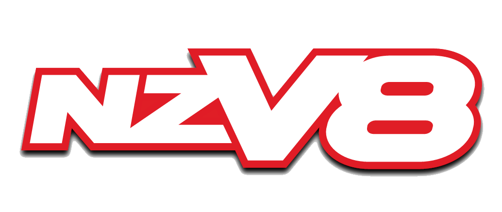 NZV8 logo