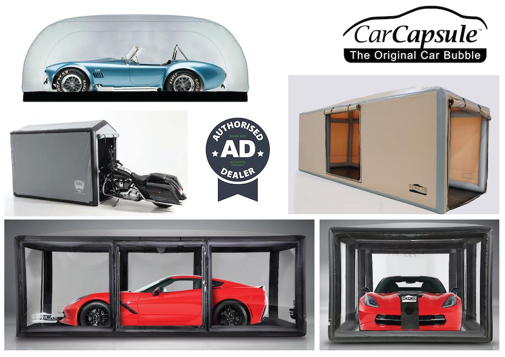CarCapsule types of premium air chambers