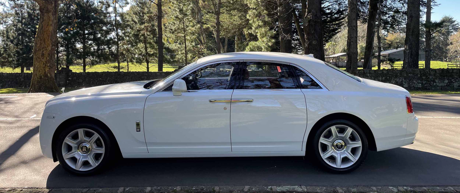 For sale 2013 Rolls Royce Ghost registered new NZ 2020